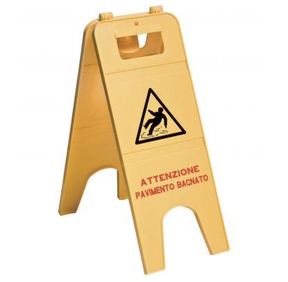 Accessori vari centro del nastro adesivo - Segnale pavimento bagnato ...