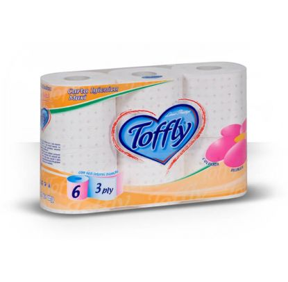 Carta Igienica Toffly Soft Care